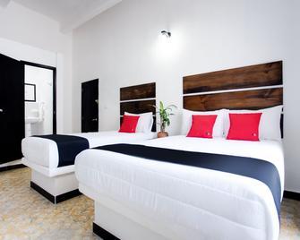Hotel Pósada Maria Isabel - Atlixco - Спальня