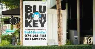 Blu Monkey Bed & Breakfast Phuket - Phuket - Vista del exterior