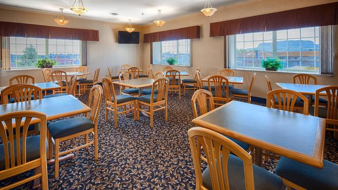 Best Western Thunder Bay Crossroads - Thunder Bay - Ravintola