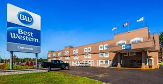 Best Western Thunder Bay Crossroads - Thunder Bay - Edifício