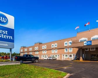 Best Western Thunder Bay Crossroads - Thunder Bay - Edificio