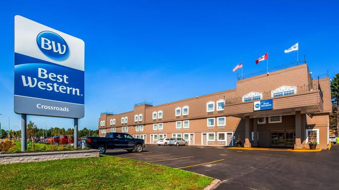 Best Western Thunder Bay Crossroads - Thunder Bay - Rakennus