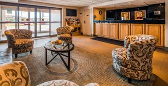 Best Western Thunder Bay Crossroads - Thunder Bay - Σαλόνι ξενοδοχείου