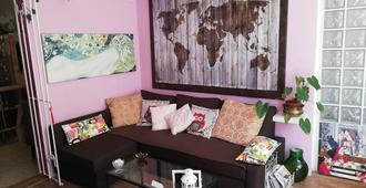 B&B Aloi Rooms - Catania - Sala de estar