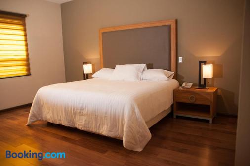 Mbm Red Sun Hotel - Monterrey - Bedroom
