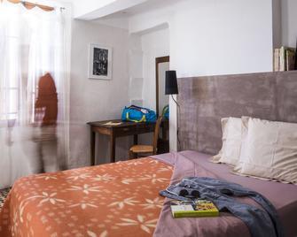 La Treille Rouge - Форкалькє - Bedroom