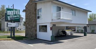 Motel Giffard - Québec City - Building