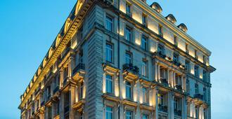 Pera Palace Hotel - Estambul - Edificio