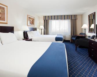 Holiday Inn Express Hotel & Suites Torrington, An IHG Hotel - Torrington - Bedroom
