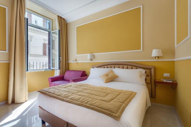 Quality in Rome - Roma - Habitación