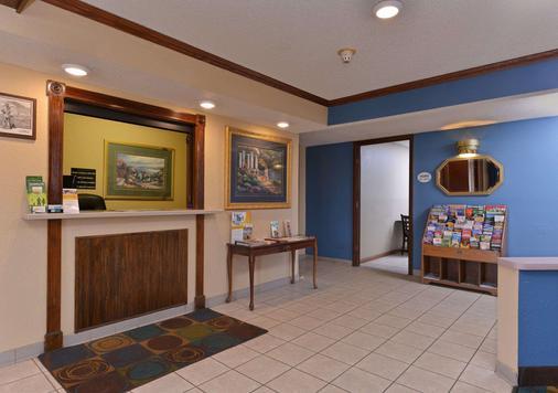 Rodeway Inn Waukegan - Gurnee - Waukegan - Ρεσεψιόν