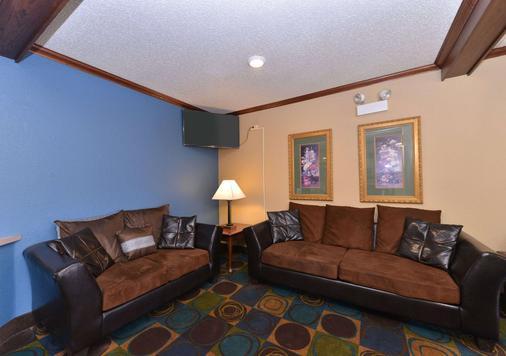 Rodeway Inn Waukegan - Gurnee - Waukegan - Σαλόνι