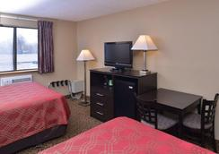 Rodeway Inn Waukegan - Gurnee - Waukegan - Κρεβατοκάμαρα