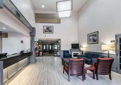 Quality Suites Burleson - Ft. Worth - Burleson - Lobby