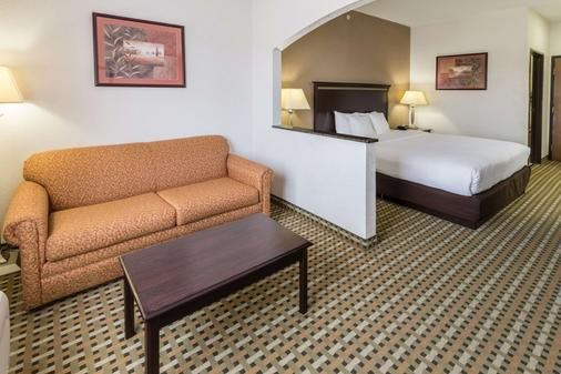 Quality Suites Burleson - Ft. Worth - Burleson - Bedroom