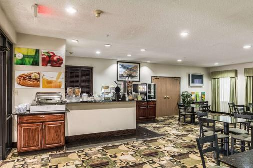 Quality Suites Burleson - Ft. Worth - Burleson - Buffet
