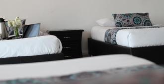 Ayenda 1030 Elegant Suite - Bogotá - Bedroom