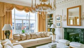 The Savoy - Londra - Soggiorno