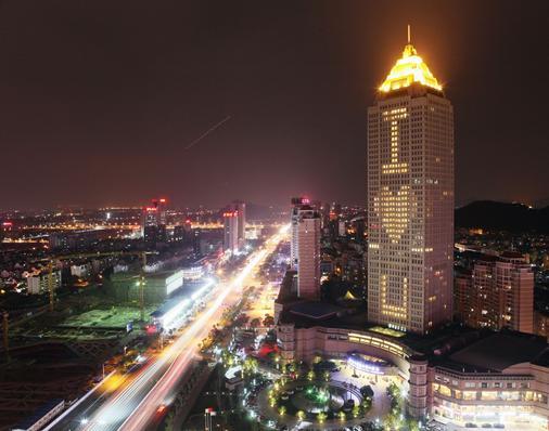 New Century Grand Hotel Hangzhou - Hangzhou - Näkymät ulkona