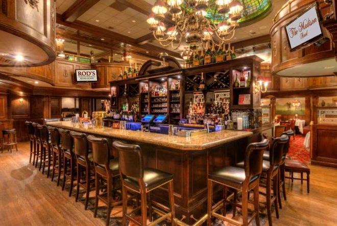 The Madison Hotel - Morristown - Bar