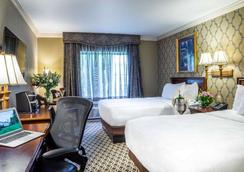 The Madison Hotel - Morristown - Bedroom