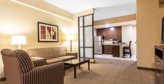 Comfort Suites West of the Ashley - Charleston - Sala de estar