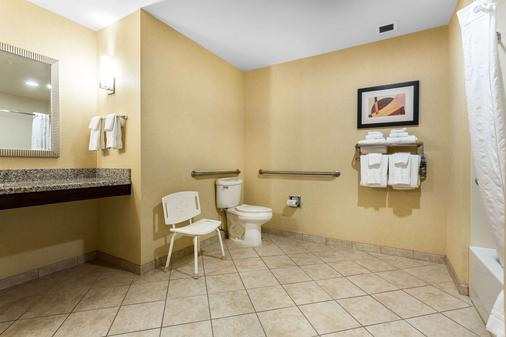 Comfort Suites West of the Ashley - Charleston - Phòng tắm