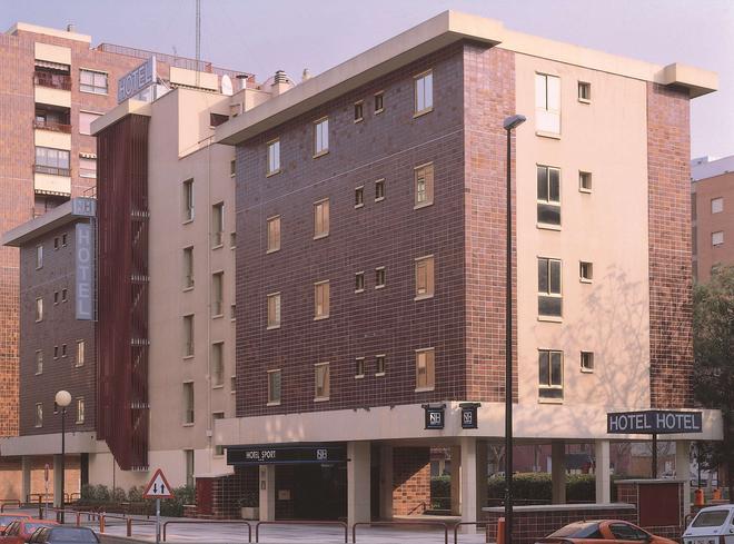 新罕布夏體育酒店 - 薩拉戈薩 - 薩拉戈薩 - 建築