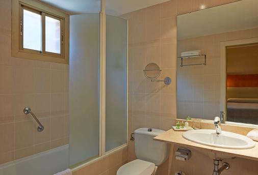 新罕布夏體育酒店 - 薩拉戈薩 - 薩拉戈薩 - 浴室