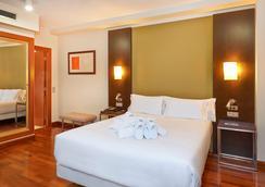 NH Sport - Zaragoza - Bedroom