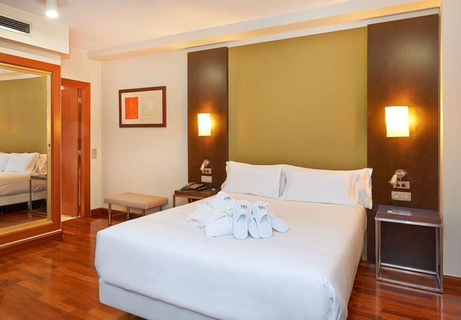 新罕布夏體育酒店 - 薩拉戈薩 - 薩拉戈薩 - 臥室