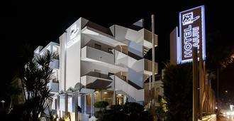 Hotel Maiuri - Pompei - Edificio