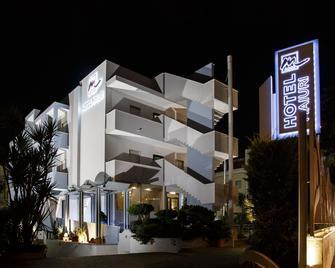 Hotel Maiuri - Pompeji - Rakennus