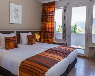 Hotel Castel - Sion - Bedroom