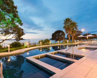 Paihia Beach Resort & Spa Hotel - Paihia - Zwembad