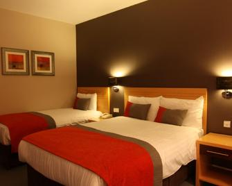 City Hotel Derry - Londonderry - Bedroom