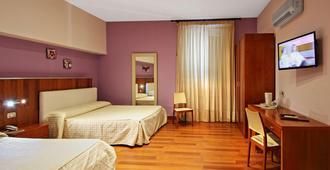 Hotel Tonic - פאלרמו - חדר שינה