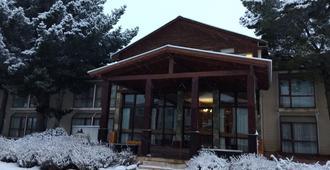 Kalenshen Hotel Cerro Calafate - El Calafate - Rakennus