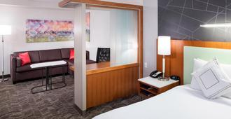 SpringHill Suites by Marriott Salt Lake City Airport - Σολτ Λέικ Σίτι - Κρεβατοκάμαρα