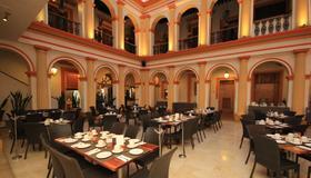 Hotel Ciudad Real Centro Histórico - San Cristóbal de las Casas - Restaurant
