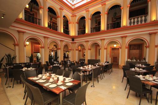 Hotel Ciudad Real Centro Histórico - San Cristóbal de las Casas - Ravintola
