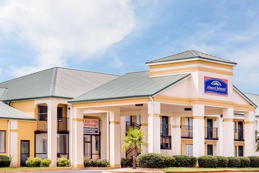 Howard Johnson by Wyndham Perry GA - Perry - Building