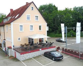Hotel Garni zur Eisenbahn - Crailsheim - Gebäude