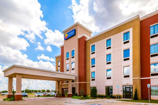 Comfort Inn & Suites Newcastle - Oklahoma City - Newcastle - Building