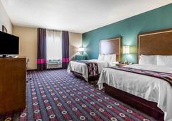 Comfort Inn & Suites Newcastle - Oklahoma City - Newcastle - Bedroom
