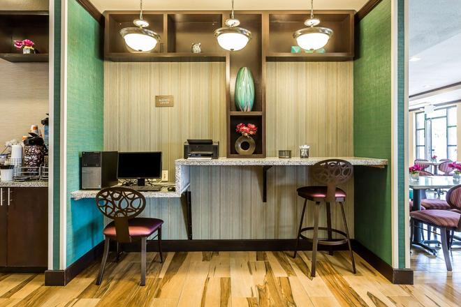 Comfort Inn & Suites Newcastle - Oklahoma City - Newcastle - Business center