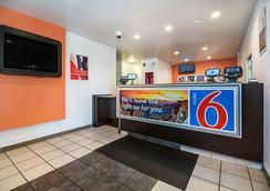 6 號汽車旅館 - 科珀斯克里斯蒂西北 - 柯柏斯克里斯提 - 考帕克利士替 - 大廳