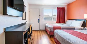 Motel 6 Corpus Christi Northwest - Corpus Christi - Phòng ngủ