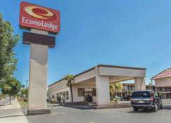 Econo Lodge - Saint George - Building
