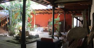 Hotel Casa Antigua - Granada - Patio